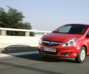 Opel Corsa Van photo 4
