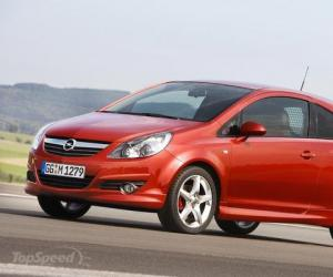 Opel Corsa Van photo 10