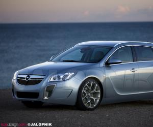 Opel Insignia OPC Sports Tourer photo 18