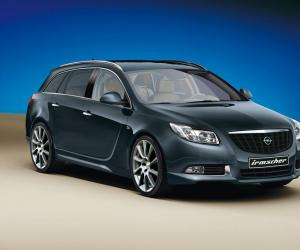 Opel Insignia Sports Tourer photo 3