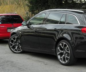 Opel Insignia Sports Tourer photo 7