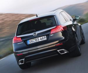 Opel Insignia Sports Tourer photo 17
