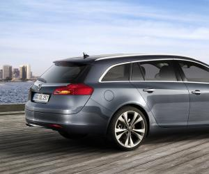 Opel Insignia Sports Tourer Ecoflex photo 4