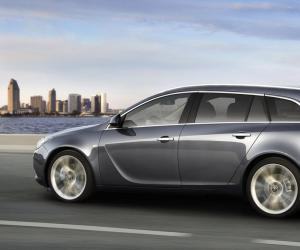 Opel Insignia Sports Tourer Ecoflex photo 6