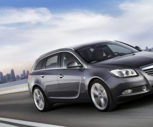 Opel Insignia Sports Tourer Ecoflex photo 9