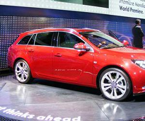 Opel Insignia Sports Tourer Ecoflex photo 13