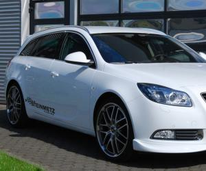Opel Insignia Sports Tourer Ecoflex photo 14