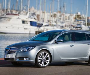 Opel Insignia Sports Tourer Ecoflex photo 15