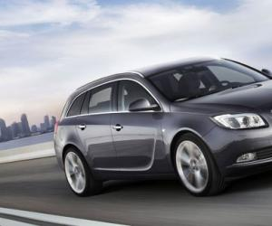 Opel Insignia Sports Tourer Ecoflex photo 16