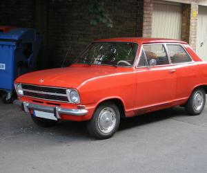 Opel Kadett photo 1