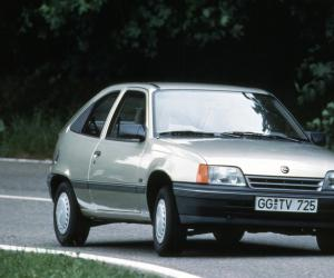 Opel Kadett photo 3