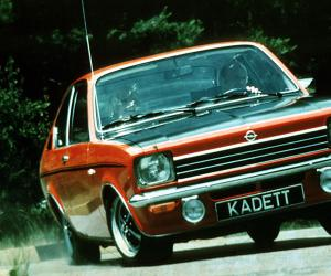 Opel Kadett photo 7
