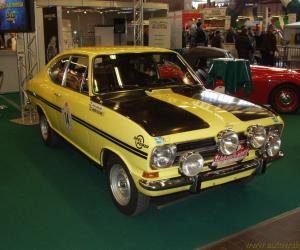 Opel Kadett photo 14