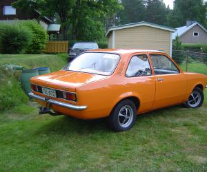 Opel Kadett photo 17