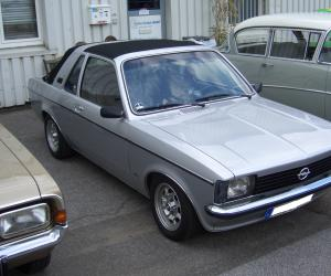 Opel Kadett Aero photo 1