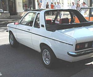 Opel Kadett Aero photo 11