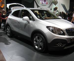 Opel Mokka photo 3