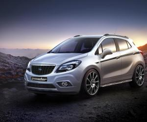 Opel Mokka photo 4