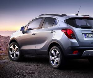 Opel Mokka photo 7