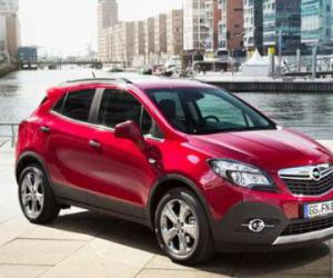 Opel Mokka 1.4 ecoFLEX photo 2