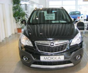 Opel Mokka 1.4 ecoFLEX photo 5