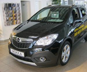 Opel Mokka 1.4 ecoFLEX photo 7
