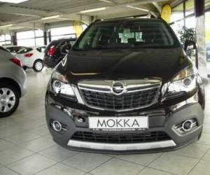 Opel Mokka 1.4 ecoFLEX photo 8