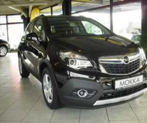 Opel Mokka 1.4 ecoFLEX photo 11