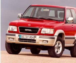 Opel Monterey photo 8