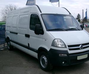 Opel Movano photo 1