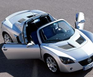 Opel Speedster Turbo image #13