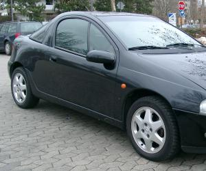 Opel Tigra photo 2