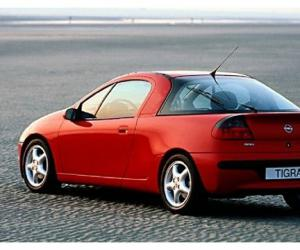 Opel Tigra photo 3
