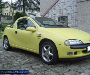 Opel Tigra photo 4