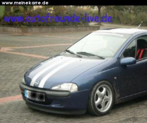Opel Tigra photo 6