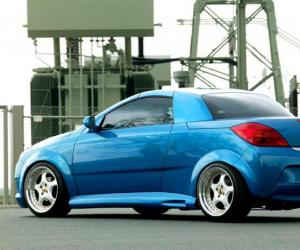 Opel Tigra photo 10