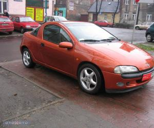 Opel Tigra photo 14