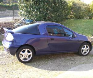 Opel Tigra photo 15