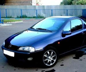 Opel Tigra photo 16