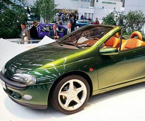 Opel Tigra photo 17