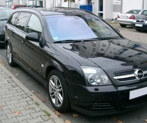 Opel Vectra Caravan 1.9 CDTI photo 9