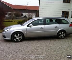 Opel Vectra Caravan 1.9 CDTI photo 13