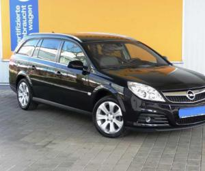 Opel Vectra Caravan 1.9 CDTI photo 17