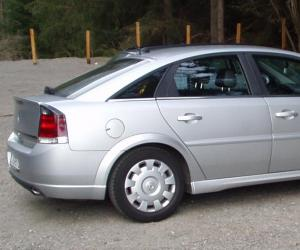 Opel Vectra GTS photo 3
