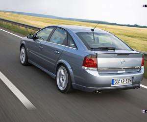 Opel Vectra GTS photo 5