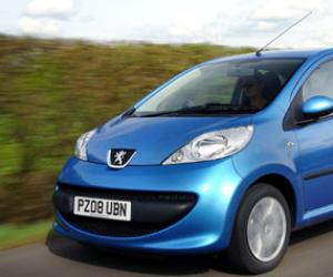 Peugeot 107 Urban Move photo 1