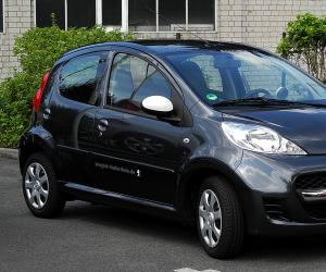 Peugeot 107 Urban Move photo 3