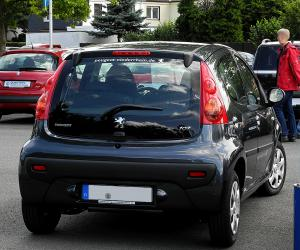 Peugeot 107 Urban Move photo 5