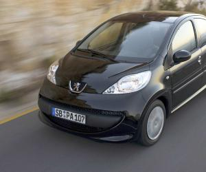 Peugeot 107 Urban Move photo 6