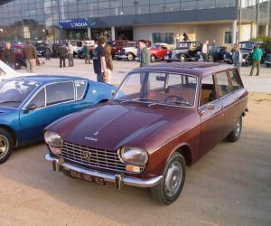 Peugeot 204 Break photo 5